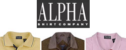 Alpha Shirt Catalog