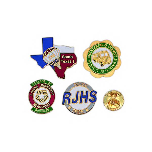 LAPEL PINS  -  MEDALS  -  COINS   &  MORE