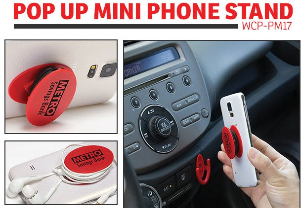 Pop Up Mini Phone Stand