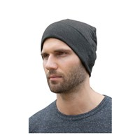Recycled & organic beanies, knit hats