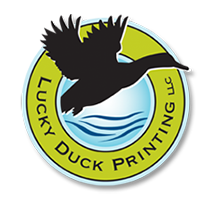 Lucky Duck Print & Promotion