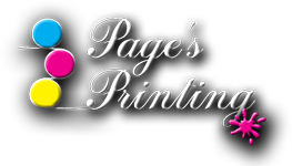 Page's Printing