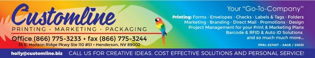 CUSTOMLINE Promotional Products and Printing