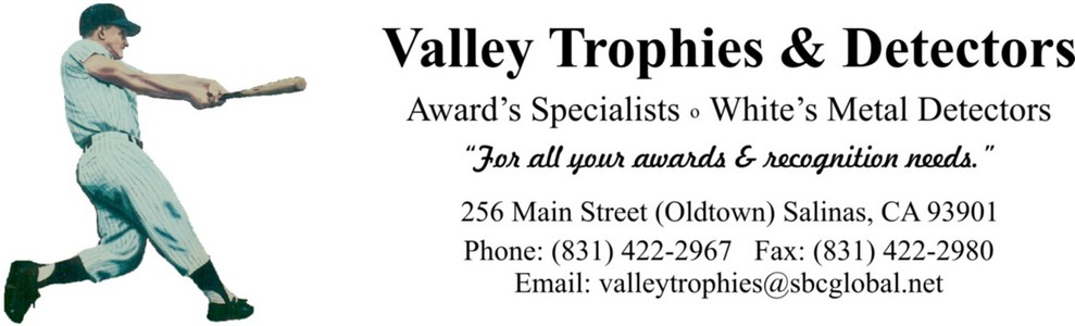 Valley Trophies and Detectors