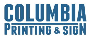 Columbia Printing and Sign