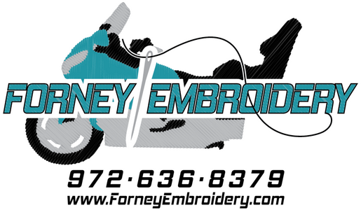 Forney Embroidery