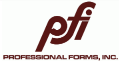 Professional Forms Inc