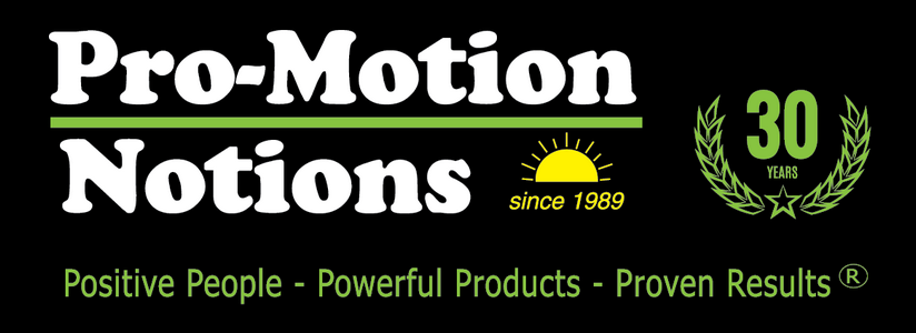 PRO-MOTION  NOTIONS