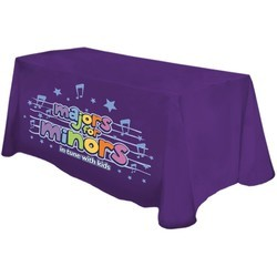 Digital 6' Table Throw - FREE SET-UP