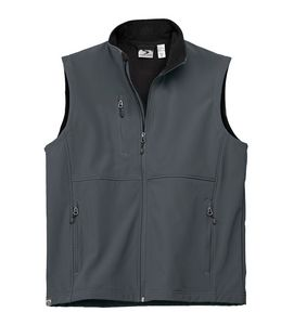 Mens Dimitri Microfleece Lined Softshell Vest