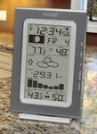Custom La Crosse Technology Wireless Forecast Station with Pressure History
