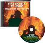 Custom Cloud Nine Safety Program Download Greeting Card - SD02 Fire Safety/SD01 Home Safe Home