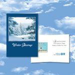Custom Cloud Nine Christmas / Holiday CD Download Card - CD202 Nutcracker/ CD211 Holiday Dinner Classics
