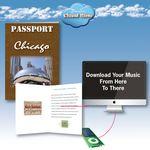 Custom Cloud Nine Acclaim Greeting with Download Card- Chicago-JD06 Masters Jazz V1 / JD02 Masters Blues V1