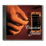 Custom Classical Guitar Music CD