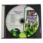 Custom Slim Line CD / DVD Plastic Case - No Imprint