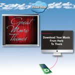 Custom Cloud Nine Acclaim Greeting with Music Download Card - ED04 Cinema Classics V1 & V2