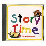Custom Story Time - Kids Music CD