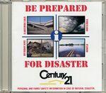 Custom Be Prepared for Disaster CD