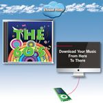 Custom Cloud Nine Acclaim Greeting with Music Download Card - RD06 60's Rock V1 & V2