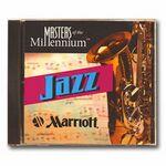Custom Masters of The Millennium Jazz Music CD
