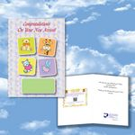 Custom Cloud Nine Lullabies/Relaxation Download Greeting Card - KD04-Lullabies/SPAD04 Adrift