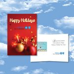 Custom Cloud Nine Christmas / Holiday CD Download Card - CD141 Home for the Holidays/CD106 Yuletide Jazz