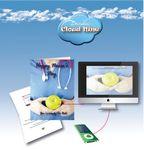 Custom Cloud Nine Medical Professionals/ Healthcare Music Download Greeting Card / Revitalize V1 & V2