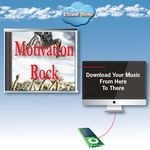 Custom Cloud Nine Acclaim Greeting with Music Download Card - RD01 Motivation Rock V1 & V2