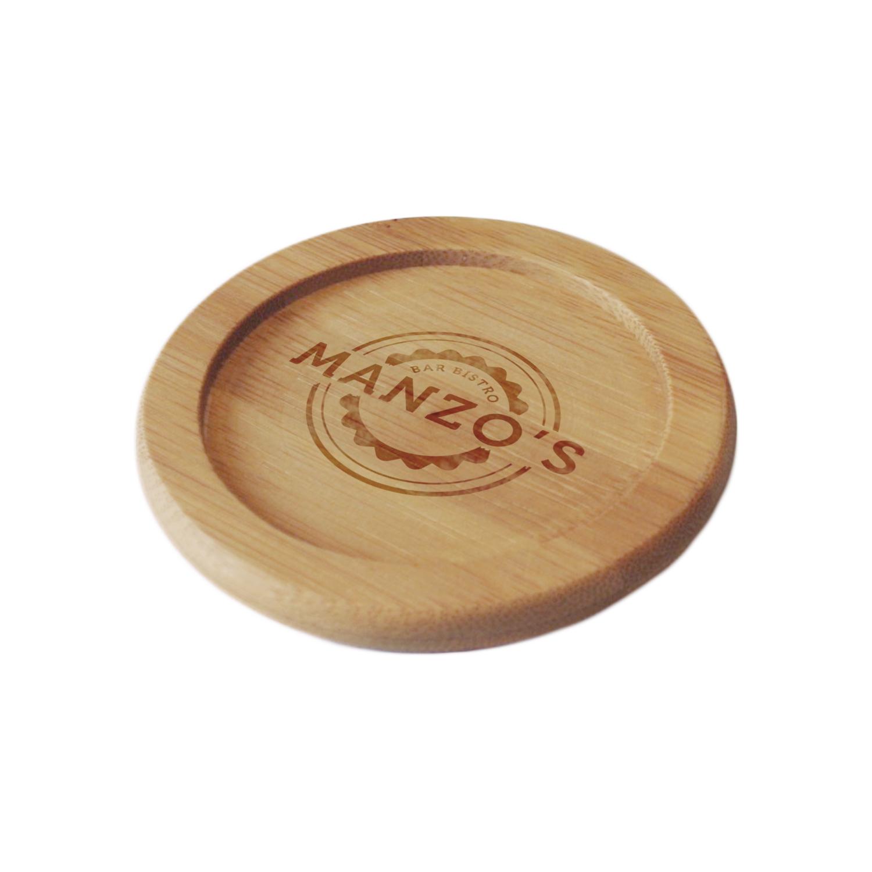 Bamboo Coaster