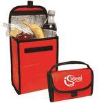 Custom Nylon Foldable Lunch Bag