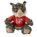 Custom Cuddliez Bobcat