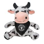 Custom Fuzzy Friends Cow