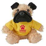 Custom Cuddliez Pug