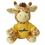 Custom Zoofari Beanies Giraffe