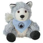 Custom Cuddliez Wolf