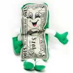 Custom 8'' Money Man Coin Purse
