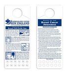 Custom Breast Self Exam w/ Monthly Punch Out Cards