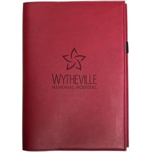 "Pedova™ Refillable Notebook (5.5""x8"")"