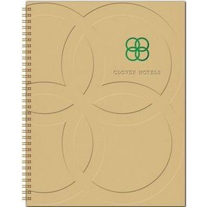 "TheDirector™ Monthly Planner - HardCover (8.5""x11"")"