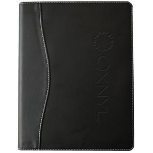 "Hampton™ Refillable Padfolio (7""x9"")"