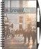Custom ClearValue - NotePad w/ PenPort & Cougar Pen (ValueLine)