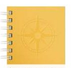 Custom Luxury Cover Series 4 - Square JotterPad w/Matching Back Cover (4