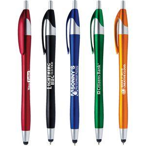 Javalina Metallic Stylus Pen