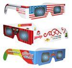 Custom 3D Fireworks Glasses/Lazer Shades/Diffraction Glasses - CUSTOM