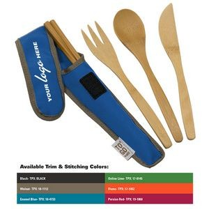 To-Go Ware RePEaT Utensil Set - Classic - Overseas Made To Order