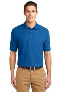 Port Authority Silk Touch Polo Shirt (Extended Sizes)
