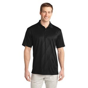 Port Authority® Tech Embossed Polo Shirt