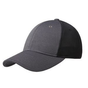 Port Authority® Pique Mesh Cap