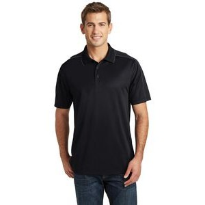 Sport-Tek® Micropique Sport-Wick® Piped Polo Shirt